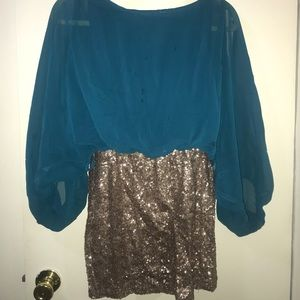 Do & Be Sequin Dress